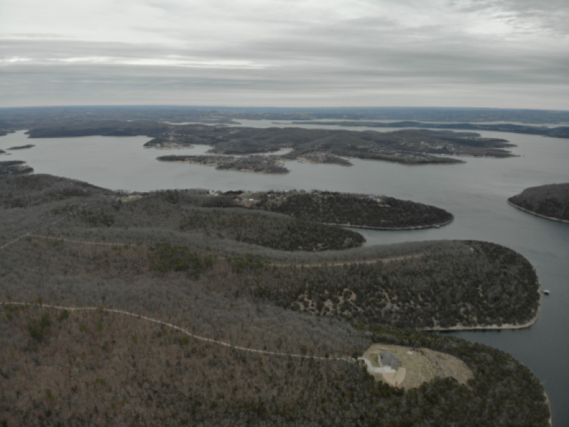 More Than 30 Lake Front Acres with Views, Views, Views! Image